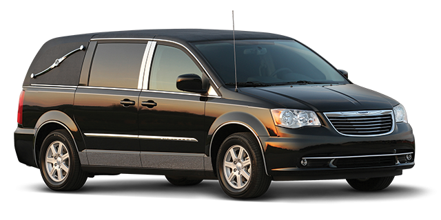 2016 Chrysler Town Amp Country First Call Van Funeral Car