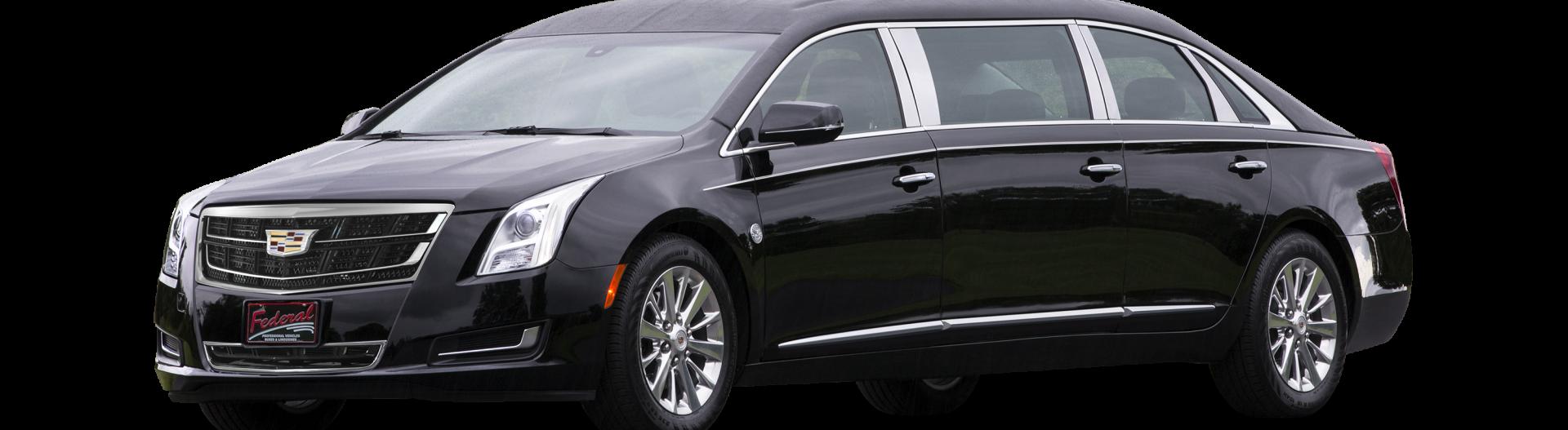 "2016 Cadillac XTS 48"" Raised Roof Limo"