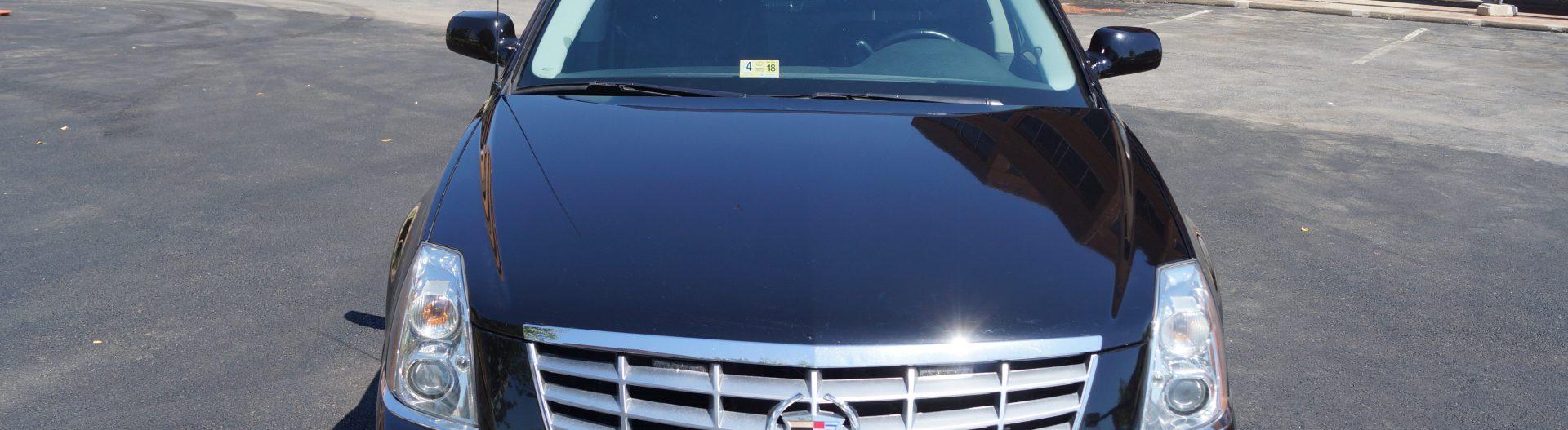2011 Cadillac Heritage Hearse