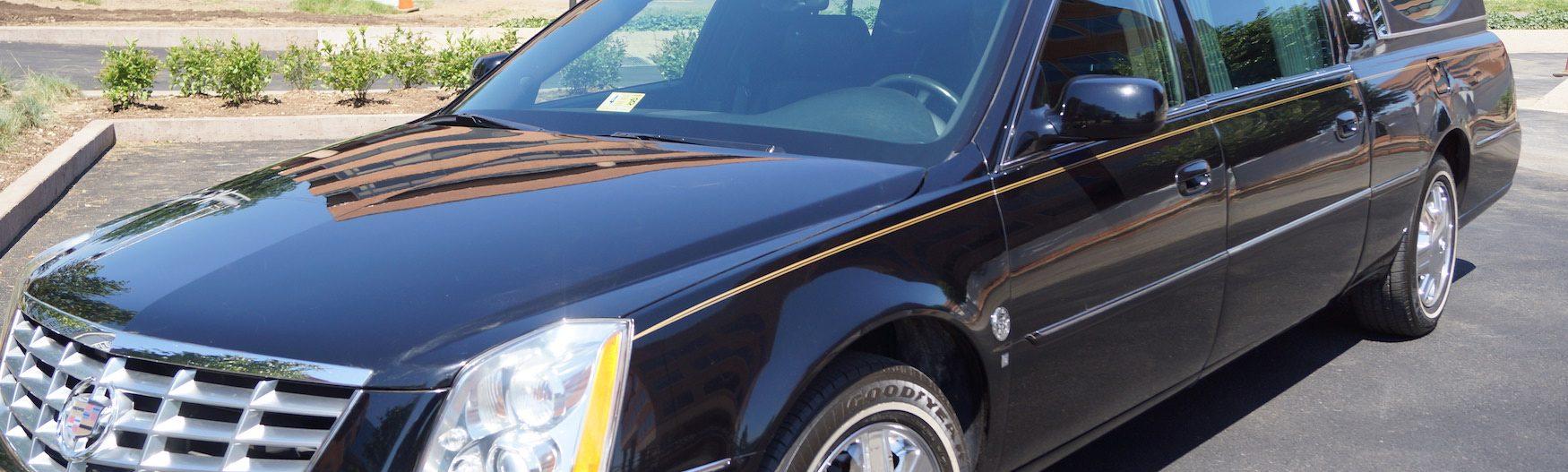 2006 Renaissance Cadillac Hearse