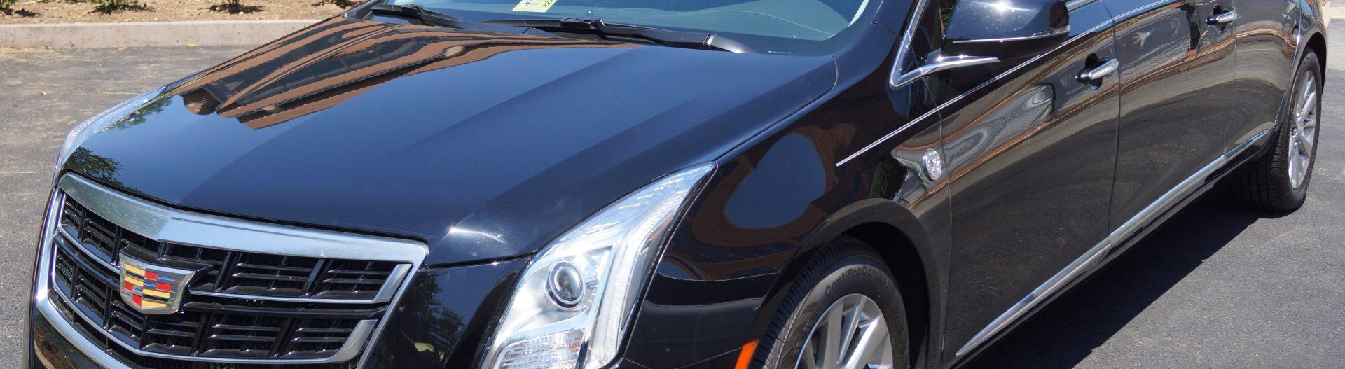 2016 Cadillac XTS Limo