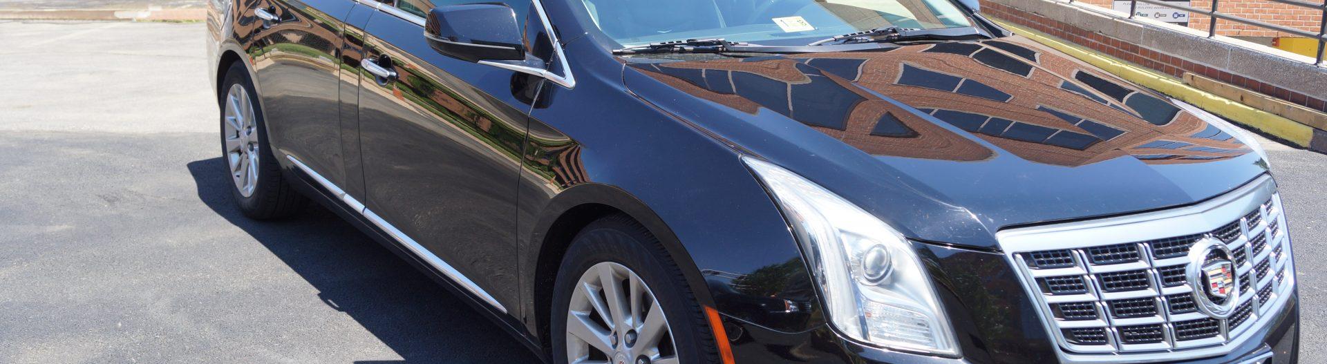 2013 Cadillac XTSL Sedan