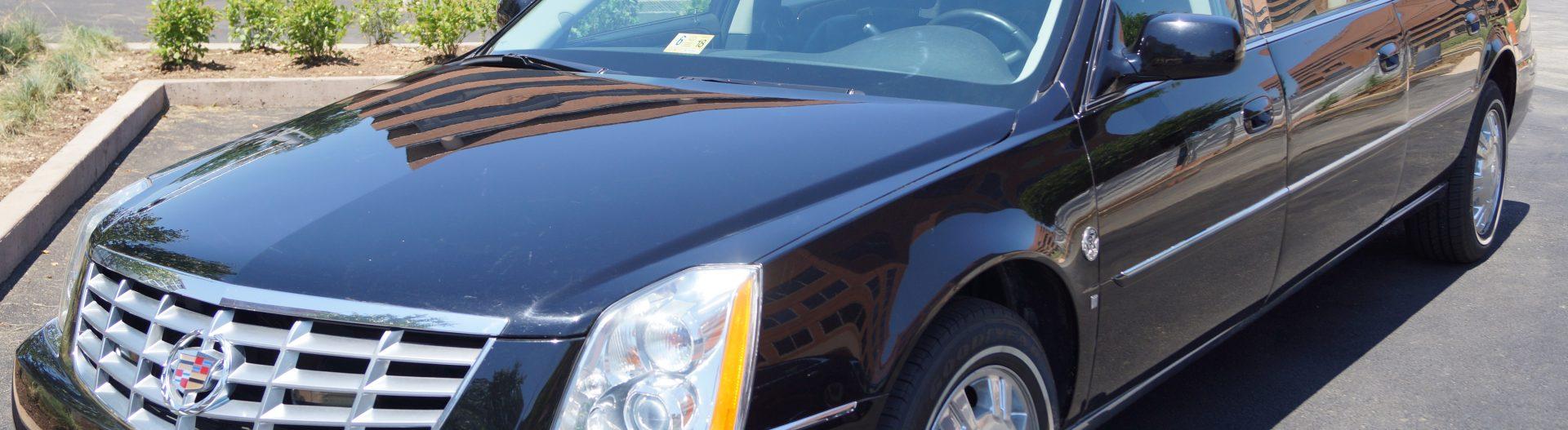 2010 Cadillac DTS Limo