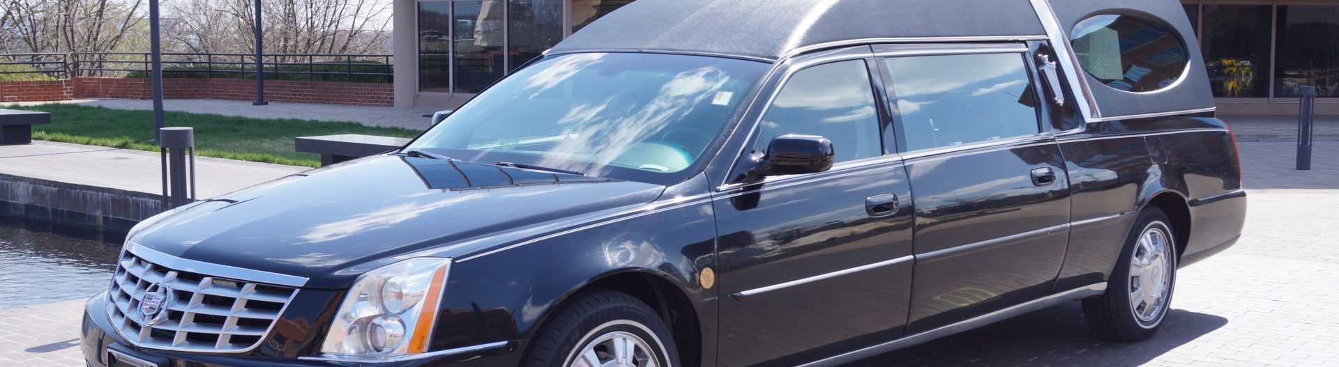 2010 Hearse Cadillac Federal Heritage