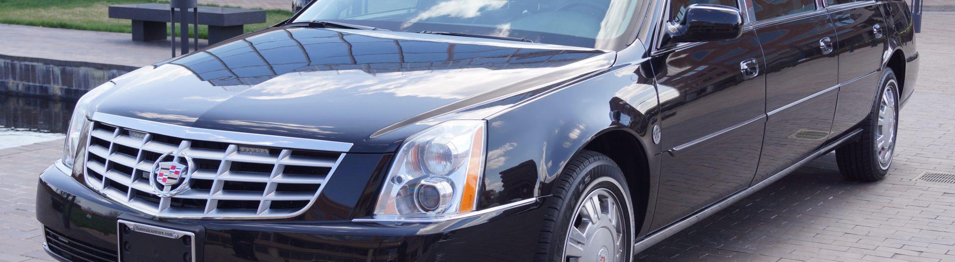 2011 Cadillac Ambassador