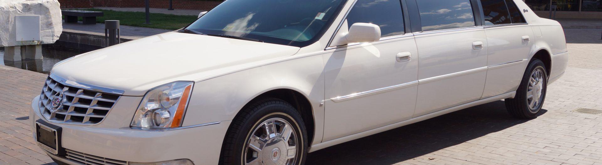 2008 Cadillac Ambassador